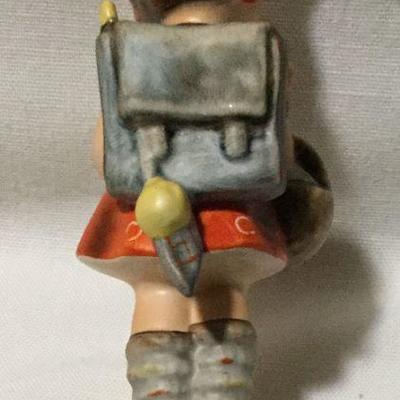 School Girl (Girl & Backpack) - Goebel / Hummel - #81 2/0 - 1980 - TMK6