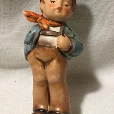 Hummel Club Goebel Figurine TMK 7 560 Lucky Fellow 3.75