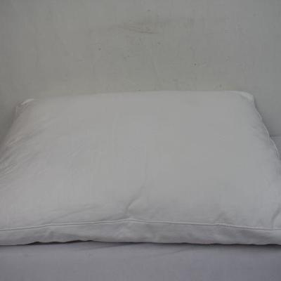 Wamsutta Dream Zone Firm Pillow, Standard - Warehouse Dirt