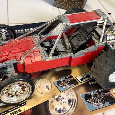 Lot #04 Mega Bloks Dune Racer