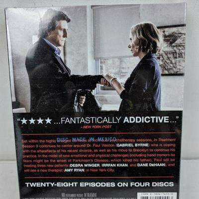 In Treatments Season Three DVD