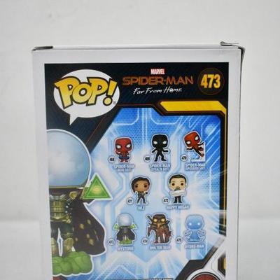 Funko Pop! Marvel Spider-Man Mysterio 473 - New