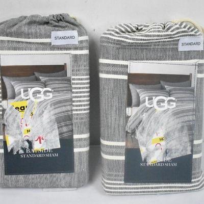 UGG Standard Sham, Set of 2 - New