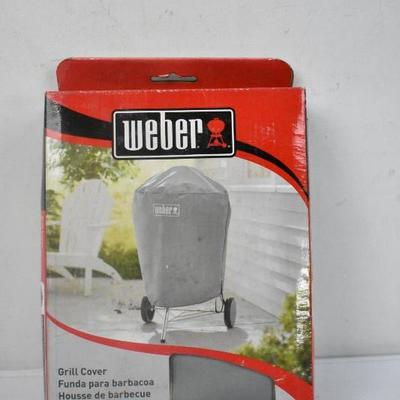 Weber Grill Cover 22