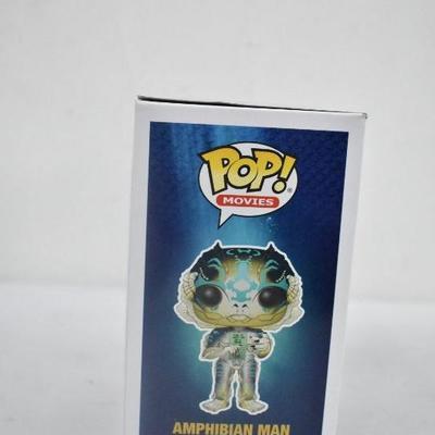 Funko Pop! The Shape of Water Amphibian Man 627 - New