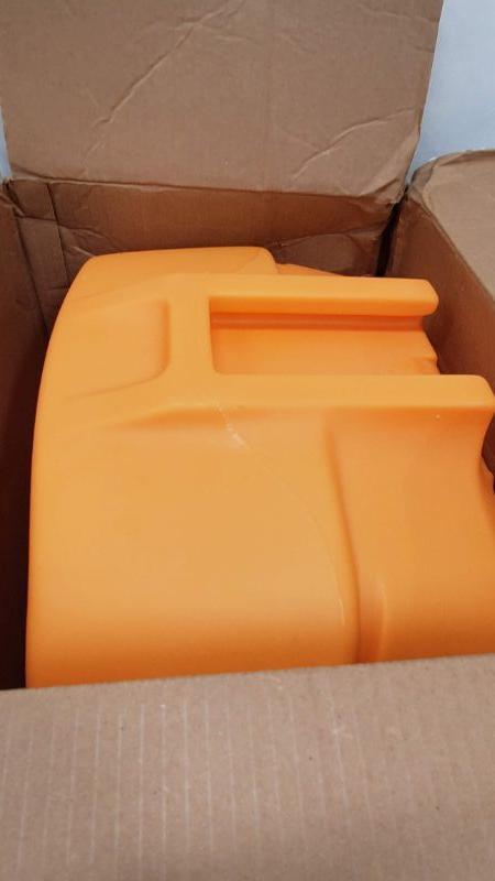 Orange Choo Choo Trailer, 1 PC, Trailer Only, Step 2, Open Box - New