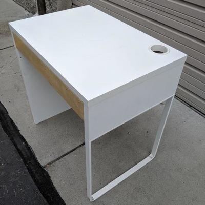 Small White Desk