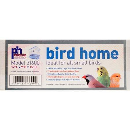 Prevue Hendryx Bird Home for Small Birds - New