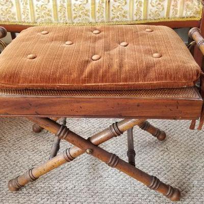 Vintage Bench / stool