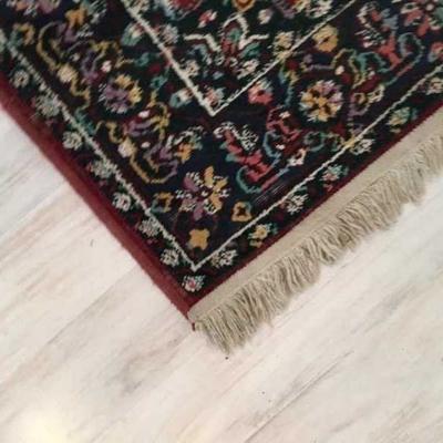 Vintage Persian Wool Rug
