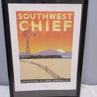 Lot 1 - Southwest Chief - Amtrak