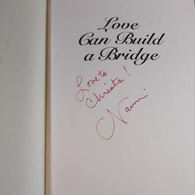 Love Can Build a Bridge by Naomi Judd