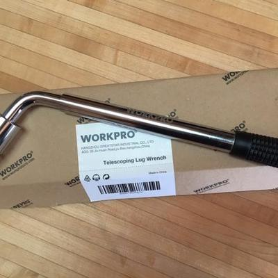 Lot 1007: Lug Wrench Telescoping