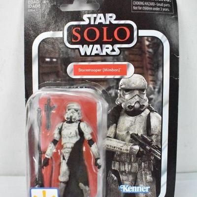 Star Wars Solo Stormtrooper (Mimban) - New