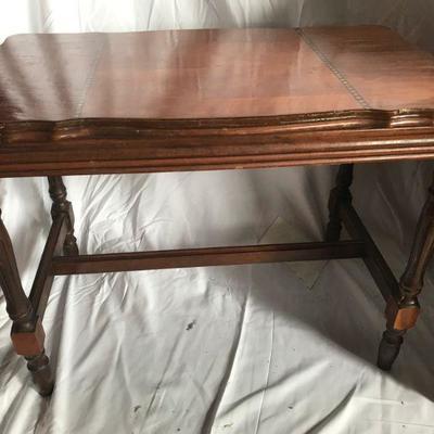 Lot #4 Wine Rack, Small Table, Nightstand