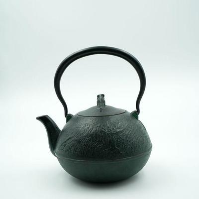 Lot 65 Cast Iron tea kettle