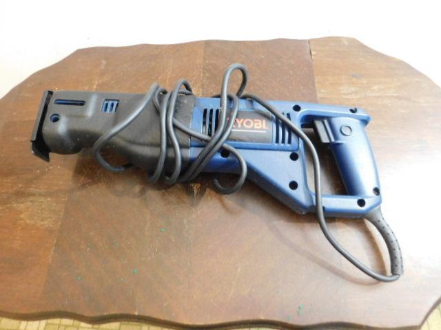 Ryobi Corded Sawzall Hand Tool