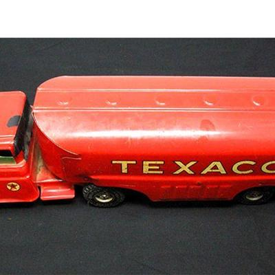 4-Texaco Truck by Wen Mac