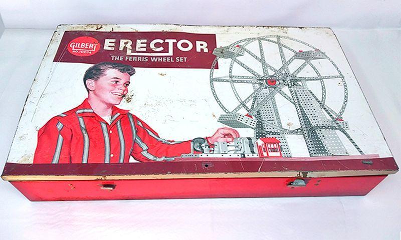 Erector set, Ferris Wheel Edition