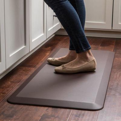 Anti-Fatigue Comfort Mat 20x48 Leather Grain NewLife by GelPro - New
