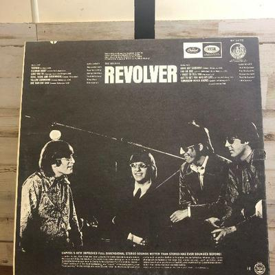 #2 The Beatles Revolver ST 2576