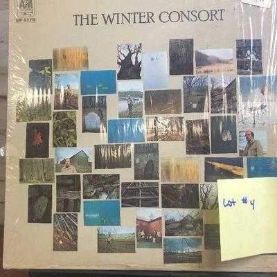 #4 The Winter Consort SP 4170