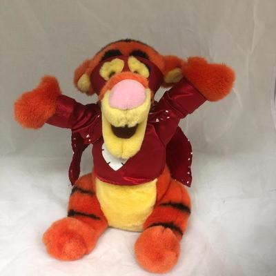 Valentine tiger hero