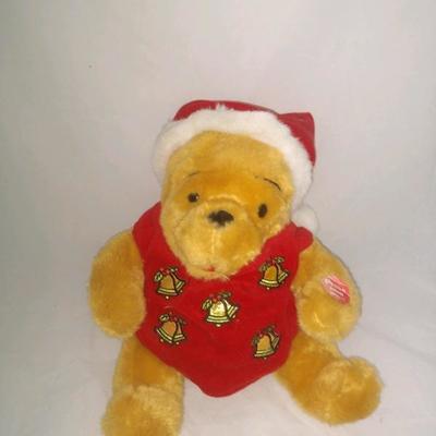 Christmas Pooh
