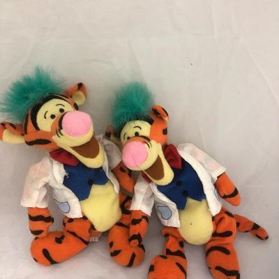 Mad scientists tigers