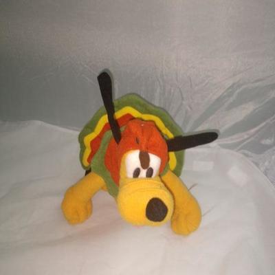 Turkey Pluto