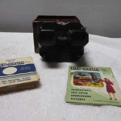Lot 1 - Vintage Sawyers View-Master Portland Oregon With Reels