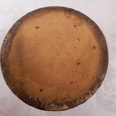Primitive Wood Dough Bowl - 17-1/2