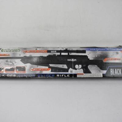 Pellet & BB Air Rifle, Black Ops Junior Sniper Rifle