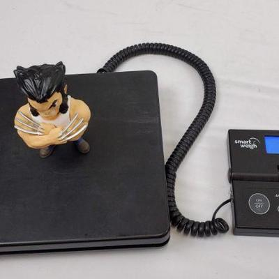 Wolverine Figure - Small, but Heavy