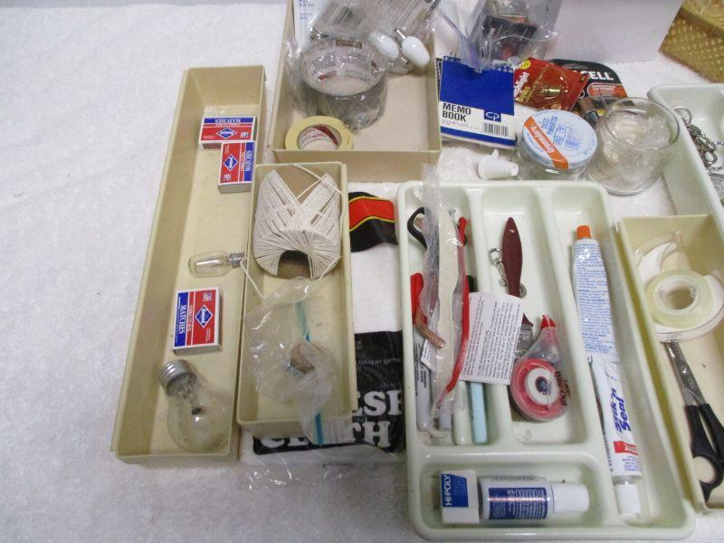 Comes with the tray organizers