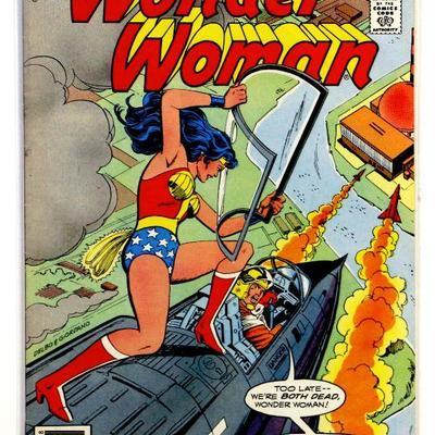 WONDER WOMAN #258 Bronze Age Comic Book 1979 DC Comics VF