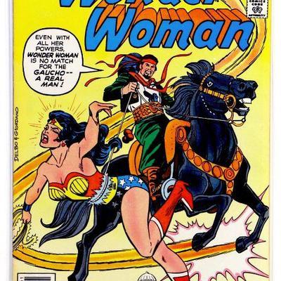 WONDER WOMAN #263 Bronze Age Comic Book 1980 DC Comics VF