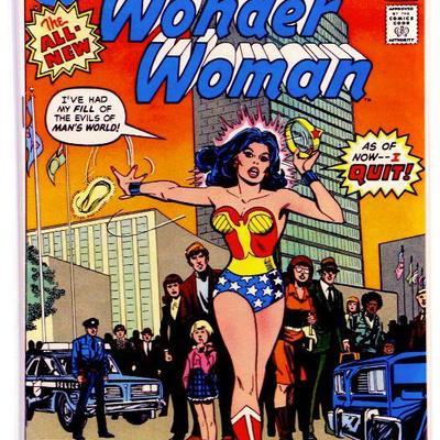 WONDER WOMAN #269 Bronze Age Comic Book 1980 DC Comics VF+