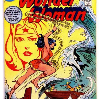 WONDER WOMAN #270 Bronze Age Comic Book 1980 DC Comics VF+