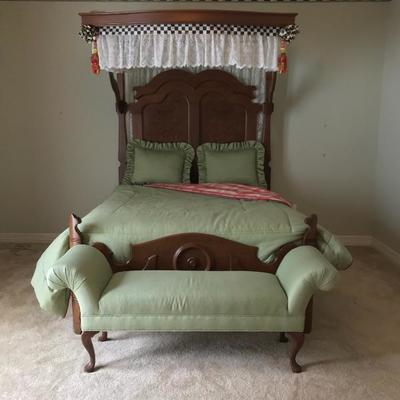 Tester Bed
