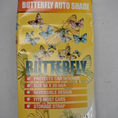 Butterfly Auto Shade 58