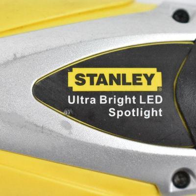 Stanley Ultra Bright LED Spotlight - Only works on STROBE Setting
