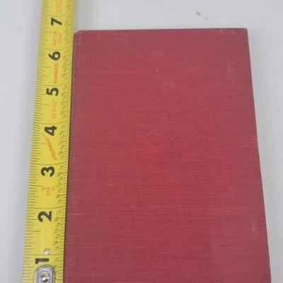 Antique 1898 Hardcover Book, Little Masterpieces, Bliss Perry, Daniel Webster