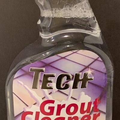 32oz Tech Grout Cleaner (See Description) - NEW