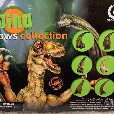 GEOWORLD Dino Claws Collection Ages 6+ - NEW