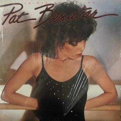 #6 Pat Benatar - Crimes of Passion CHE 1275