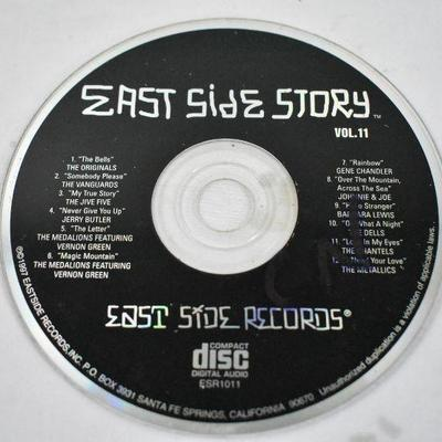 5 Music CD's - No Cases
