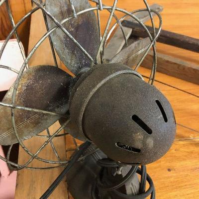 Lot #4 Electric Fan