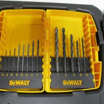 Lot 3 - Dewalt Drill Bits