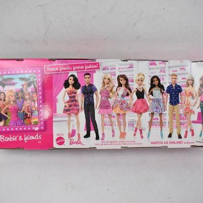 Nikki Barbie Fashionistas - New